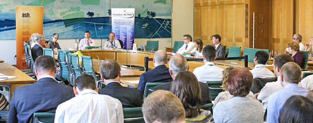 Electronic Cigarettes: Gateway to Addiction or Cessation? Developing an APPG Position - 10 June 2014