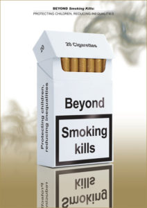 Beyond Smoking Kills cover