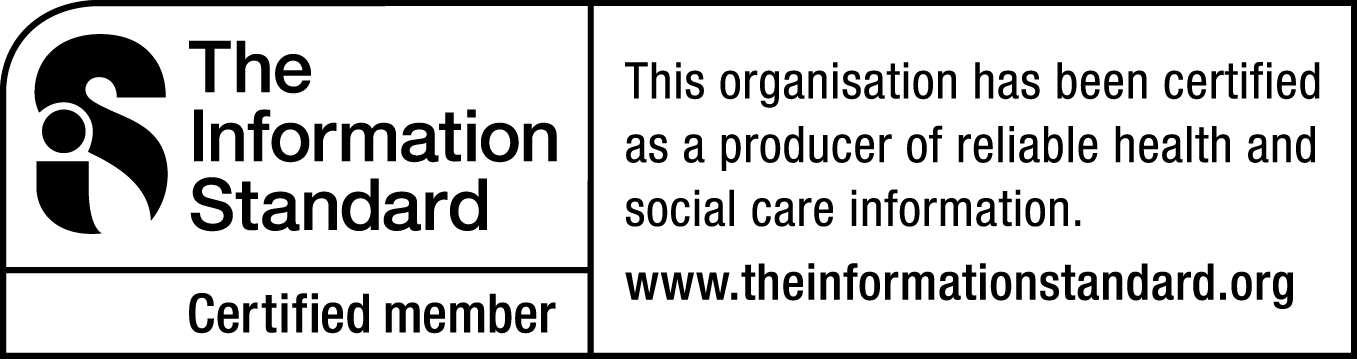 ASH has been certified as a producer of reliable health and social care information.